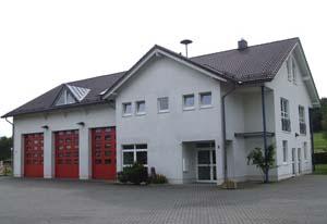 Bild vergrößern: Feuerwehrgerätehaus Iseringhausen