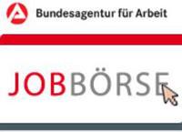 Externer Link: Jobbörse der Arbeitsagentur