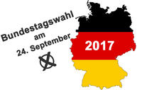 Bundestagswahl am 24. September